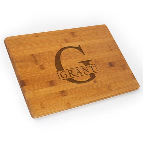 Personalized Cutting Boards are a Wonderful Gift for Clients