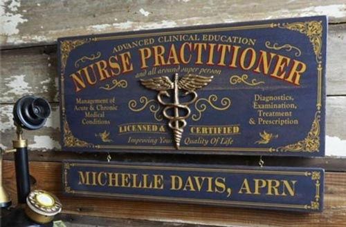 Personalized Professional Plaques for Christmas Gifts
