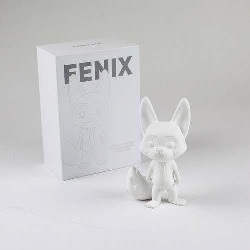 Fenix Sculpture Bust Model