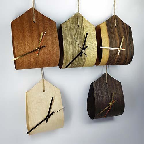 Minimalist Modern Clocks - Christmas Gift Ideas