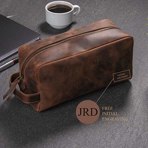 Personalized Men's Kit Bag