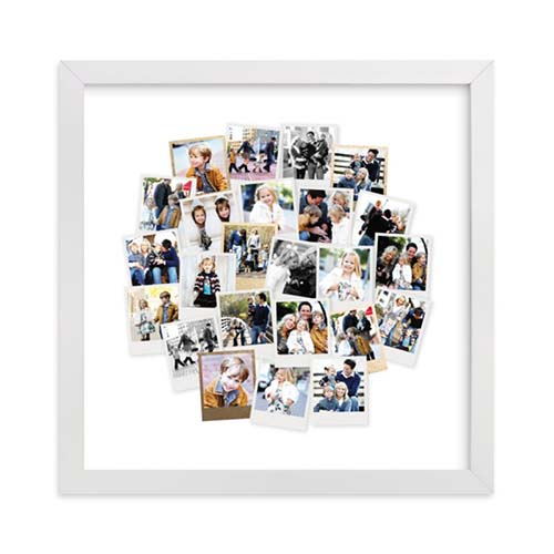 Snapshot Photo Collage - Personalized Gifts for Him
