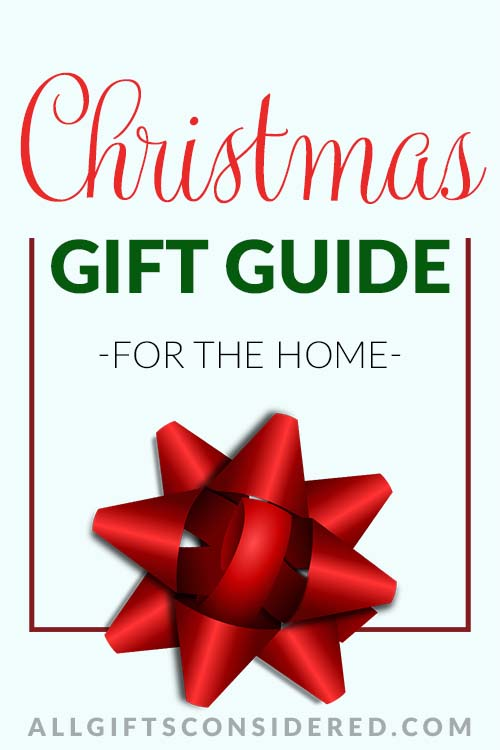 Best Christmas Gifts for the Home