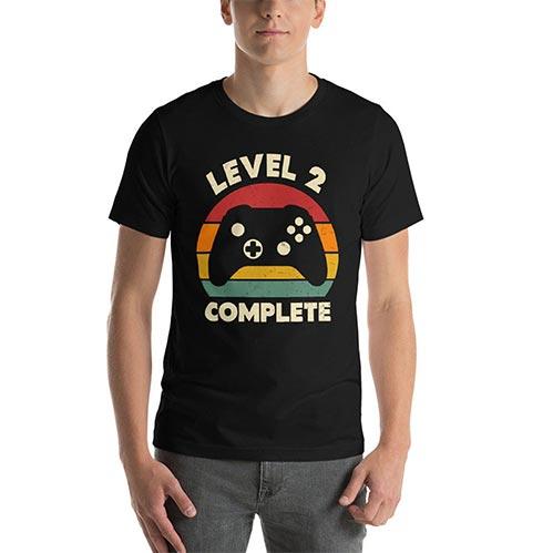 Video Game Anniversary Shirt