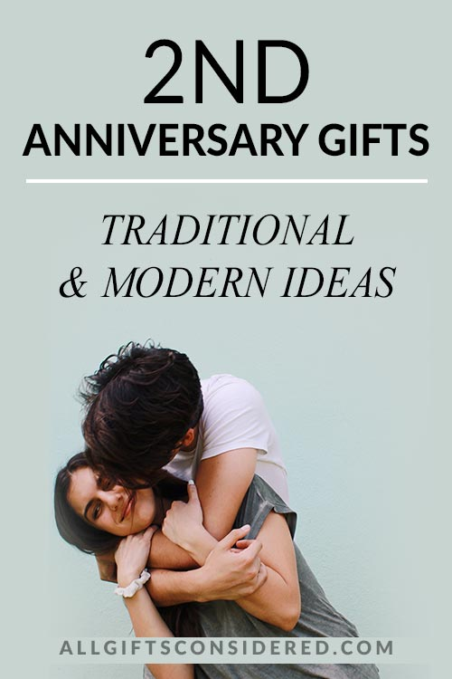 2nd Anniversary Gifts