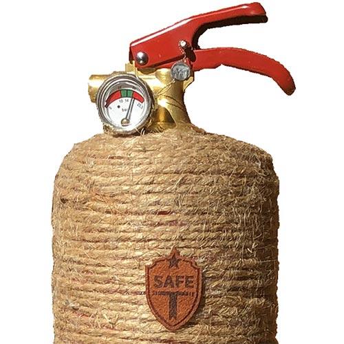 Hemp Fire Extinguisher
