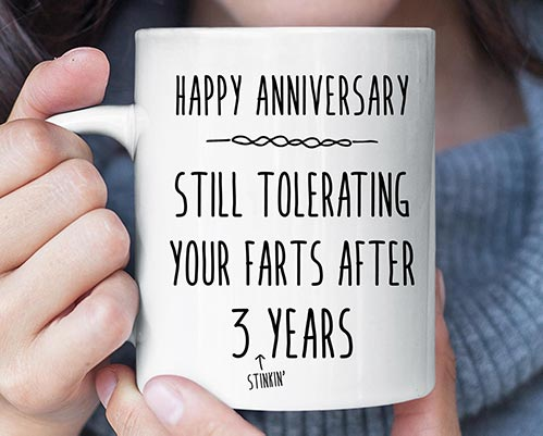 Funny Anniversary Gifts