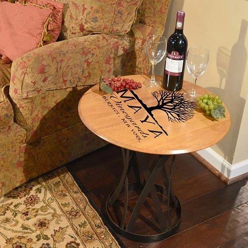 Personalized Coffee Table