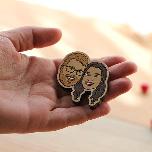 Adorable Photo Magnets