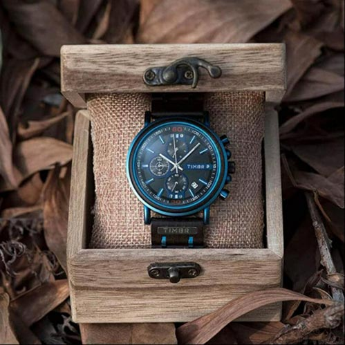 Sapphire Blue Watch for Men