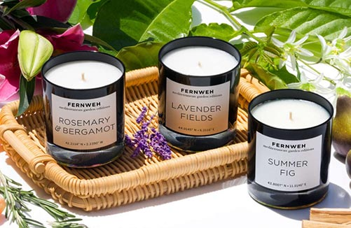 Candles- Best 60th Birthday Gifts