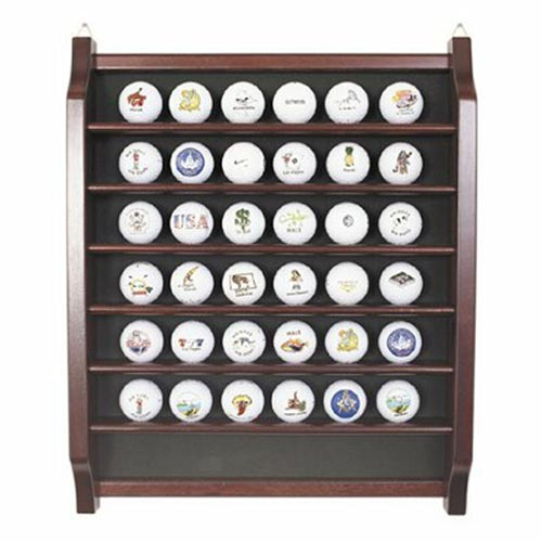 Golf Ball Rack- Best 60th Birthday Gifts