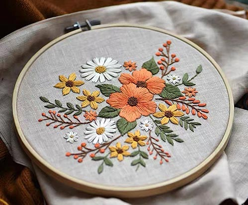Embroidery Kit- Best 60th Birthday Gifts