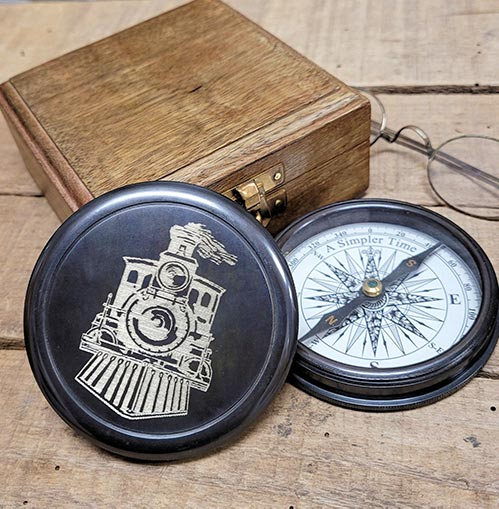 Compass- Best 60th Birthday Gifts