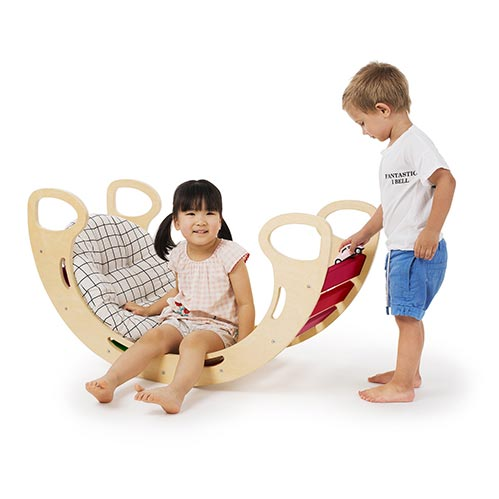 Best Gift Ideas for 6 Year Old's- Wooden Ramp