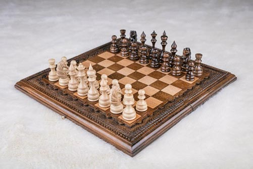 Chess- 70th Birthday Gift Ideas