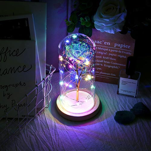 Beautiful and Unique Gifts: Galaxy Rose