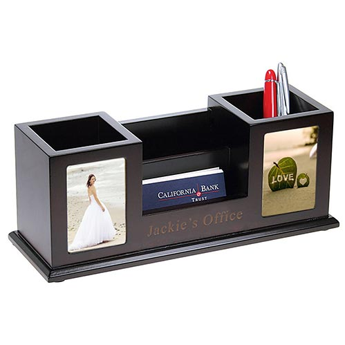 Personalized Stationary Holder