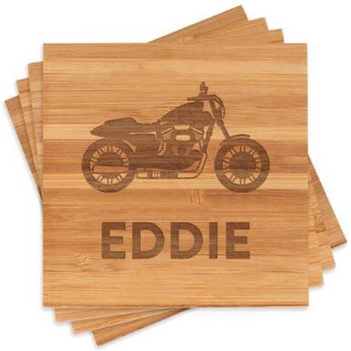 Custom Biker Coaster