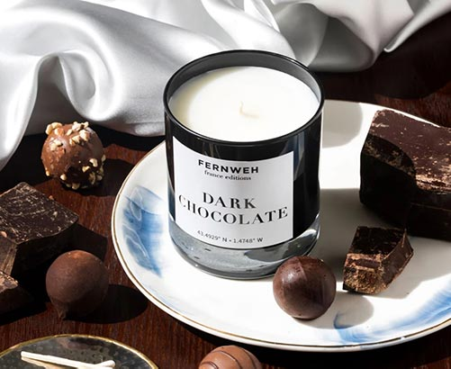 Exotic Candles to Smell the World