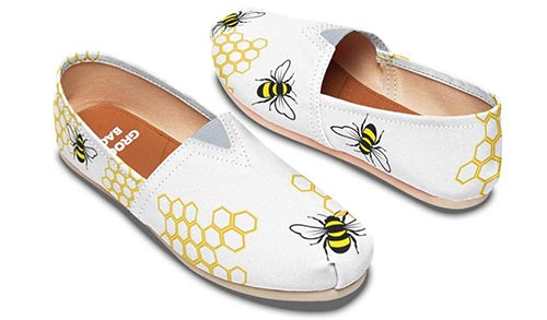 Bee's Knees Slippers for Her