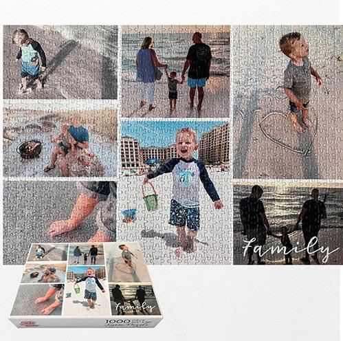 Custom Puzzle Set