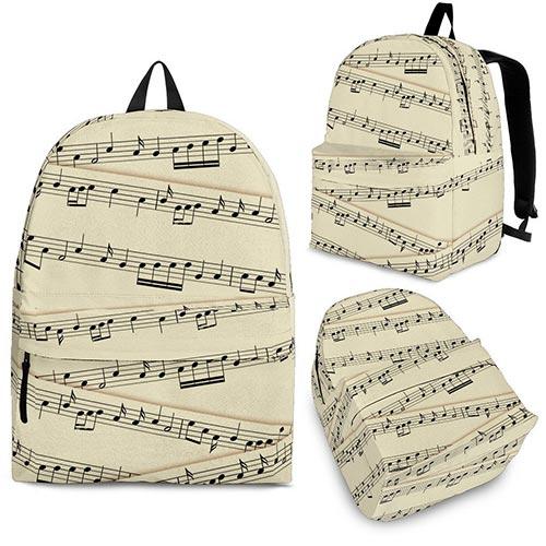 Musical Backpack