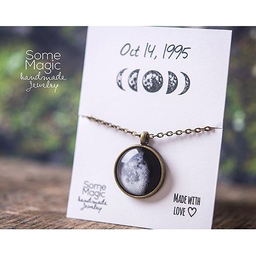 Birth Moon Necklace