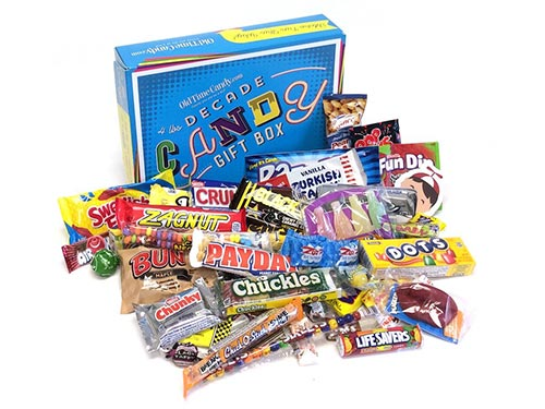 Candy By the Decade