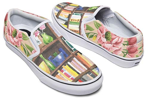 Library Nook Slippers