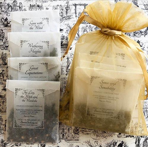 Tea Sampler Bags
