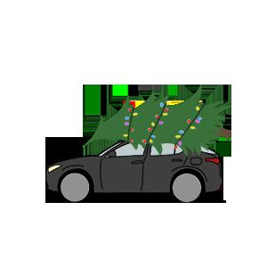 christmas sub icon