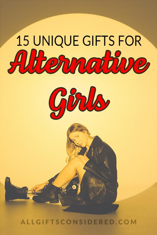 Unique Gifts for Alternative Girls