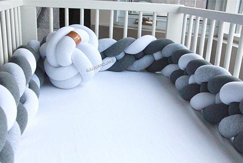 Baby Crib Bumper