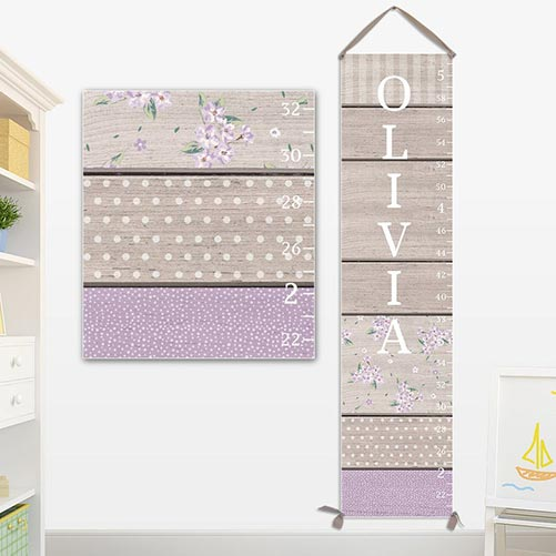 Baby Shower Growth Chart
