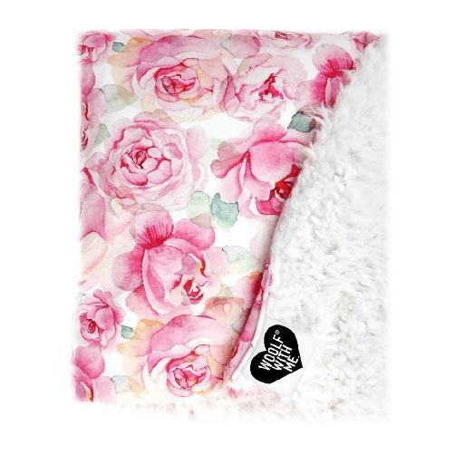 Organic Rose Blanket