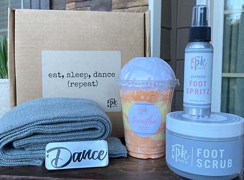 Dancers Gift Box