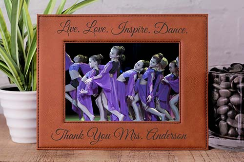 Thank You Gifts for Ballet Teachers