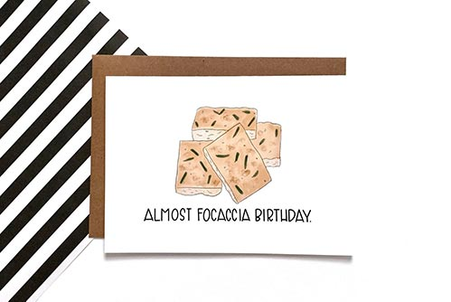 Punny Birthday Cards