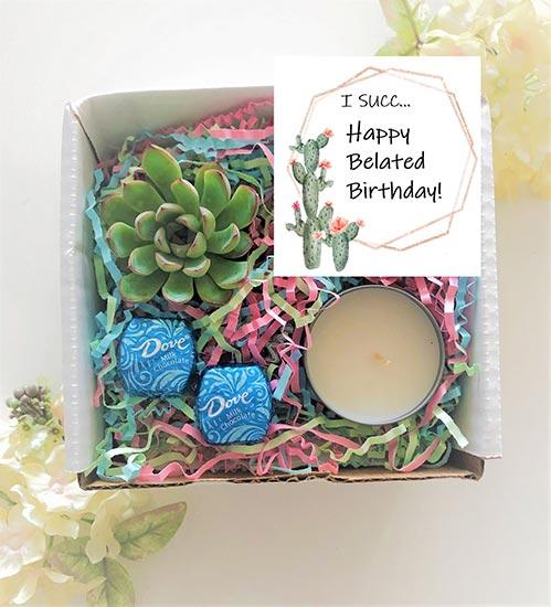 I Succ... Birthday Cards