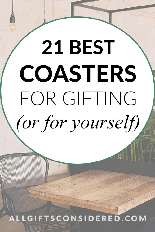 21 Best Coaster Gifts