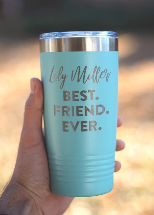 Tumbler Gifts for Breast Cancer Patients