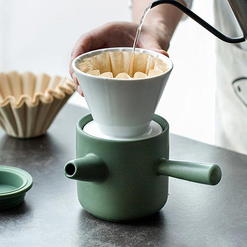 Adorable Pour Over Coffee Set