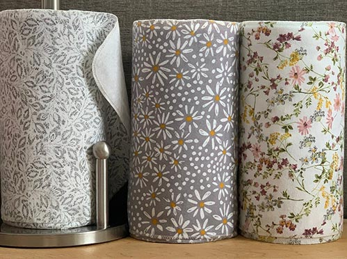 Eco-Friendly Re-usable Paper Towels