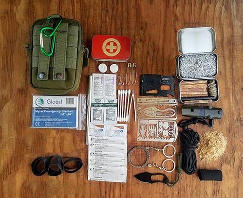Home Survival Kit