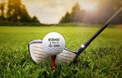 Best Retirement Gifts for Golfers