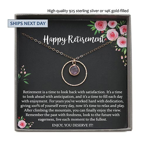 Best Gifts for Her Retirement
