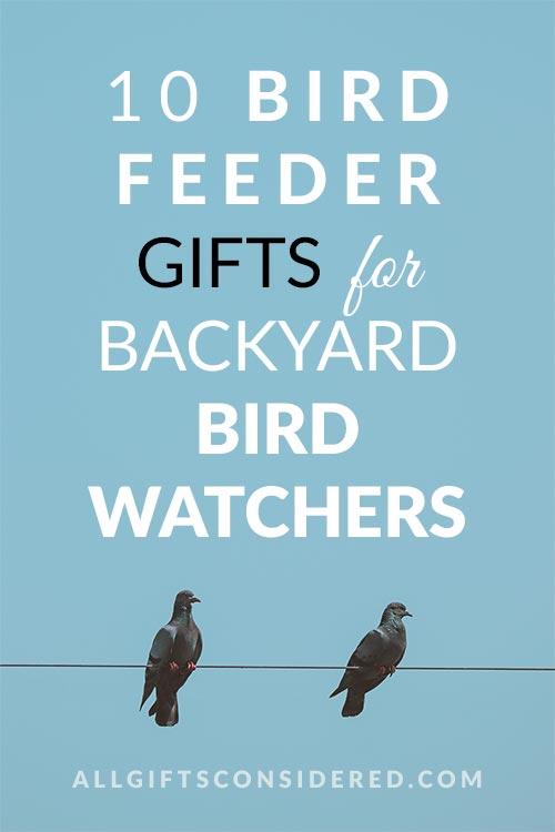 Amazing Bird Feeder Gifts