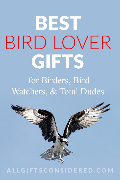 Amazing Gifts for Bird Watchers