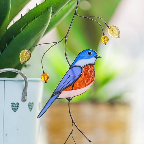 Bluebird Suncatchers